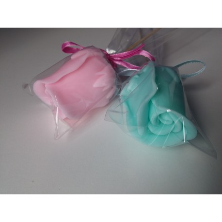 Rosa jabón