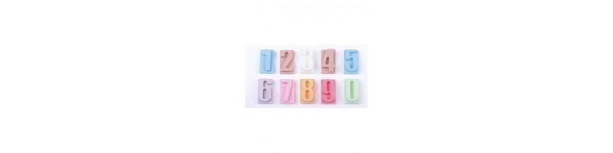 Pastillas números