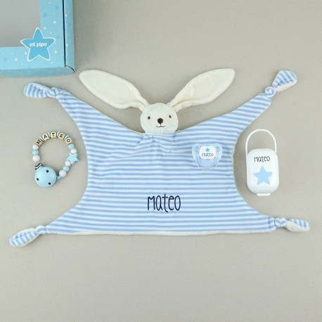 Cajita baby Born deluxe azul