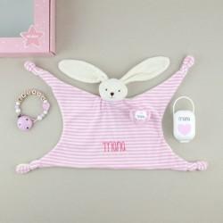 Cajita Baby Born deluxe rosa